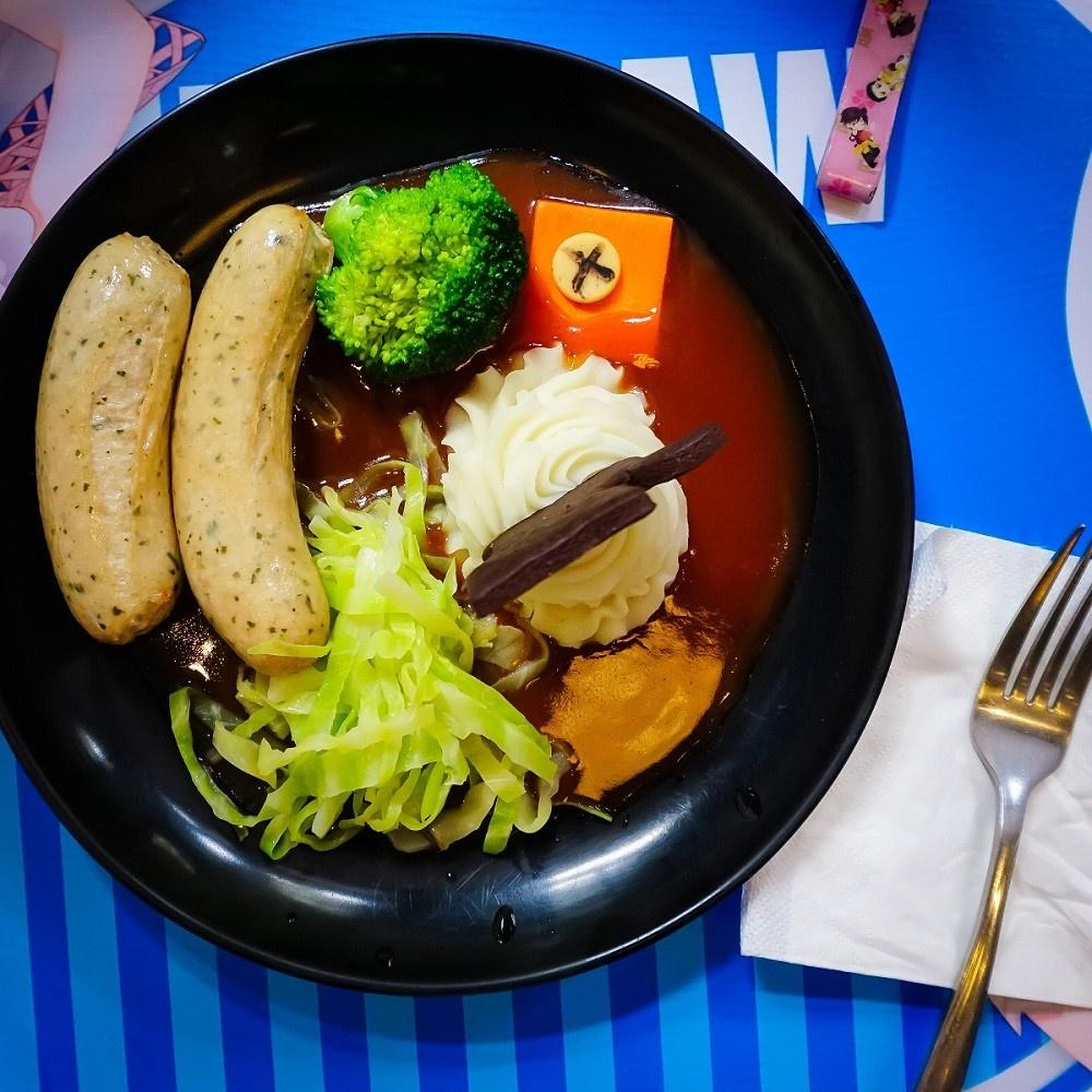 你感受到海风的气息了吗?——战舰少女R x Maid Jump Cafe主题餐厅正式开放!-看客路