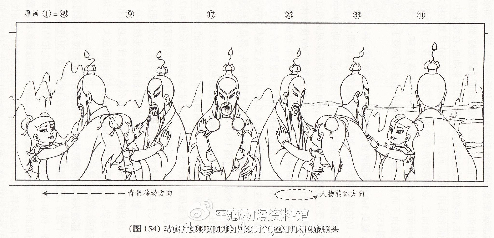 动画设计师:用画笔演出的人——经典动画《哪吒闹海》幕后揭秘(七)-看客路