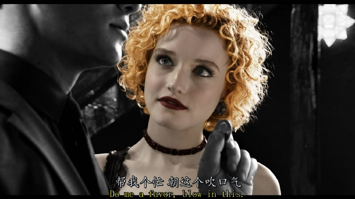2014动作惊悚《罪恶之城2:蛇蝎美人》BD720P.中英双字
