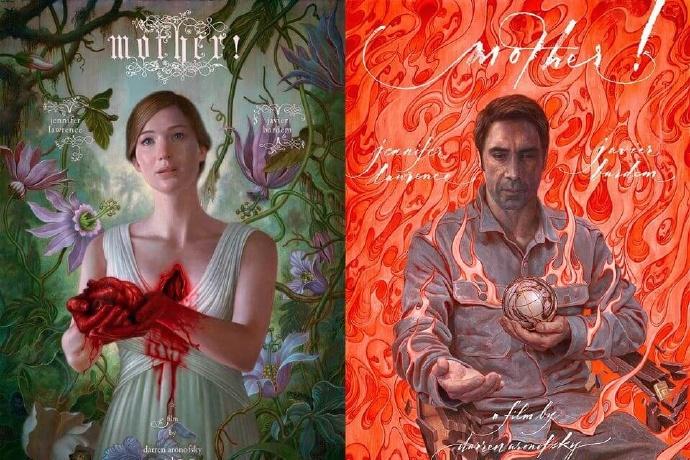 《母亲!》珍妮佛劳伦斯以妳之名完美诠释缪思女神