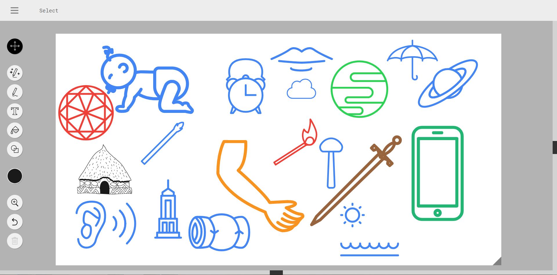 AutoDraw:自动绘图工具