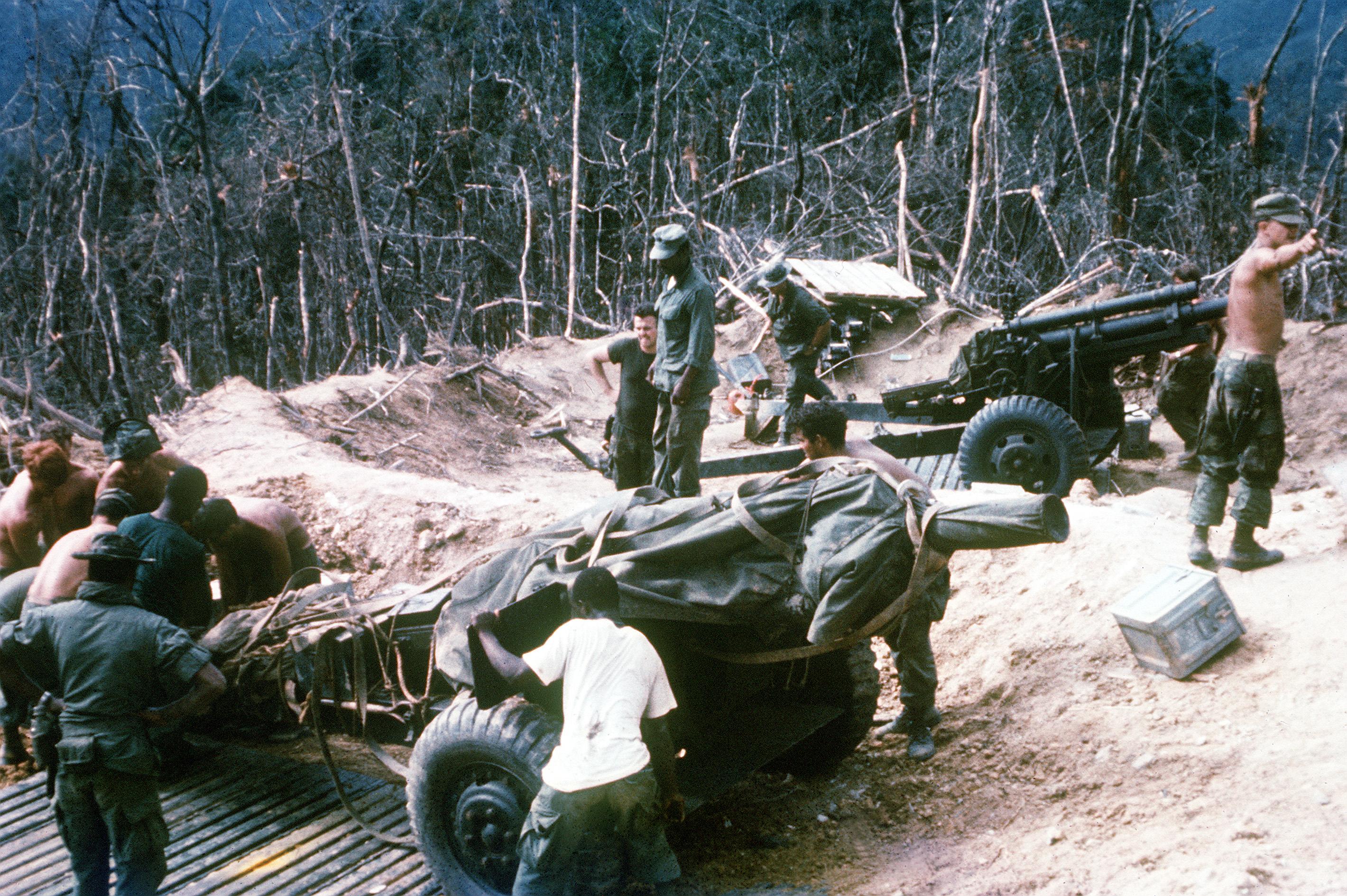 PBS电台2017年纪录片《越南战争》