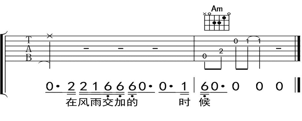 隔壁老樊《四块五的妞》吉他谱 C调吉他弹唱谱11